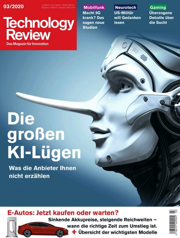 Technology Review 2020-03