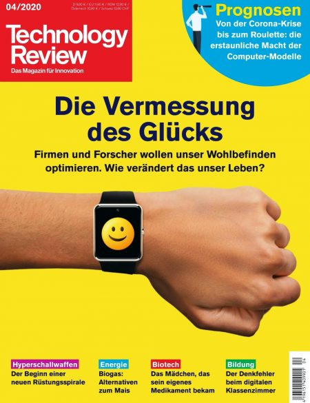 Technology Review 2020-04
