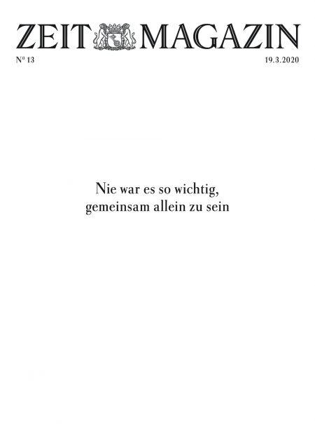 Zeit Magazin 2020-13