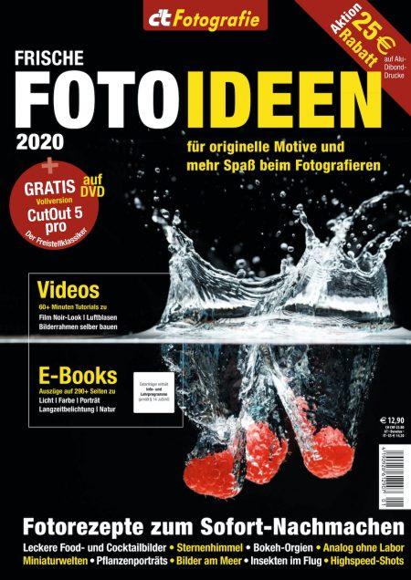 c't Digitale Fotografie Frische Fotoideen 2020