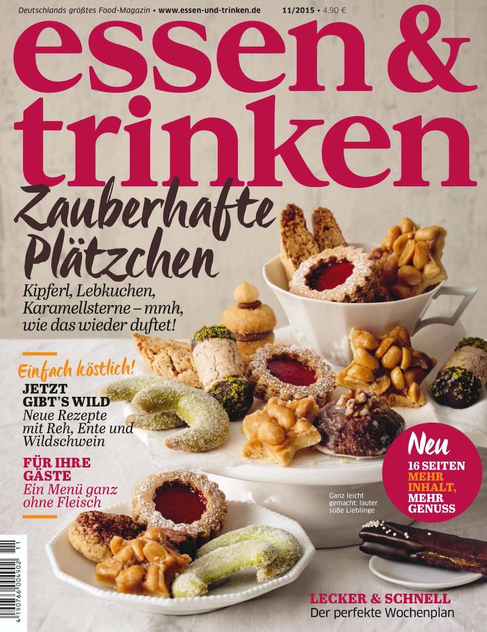 Essen & Trinken 2015-11
