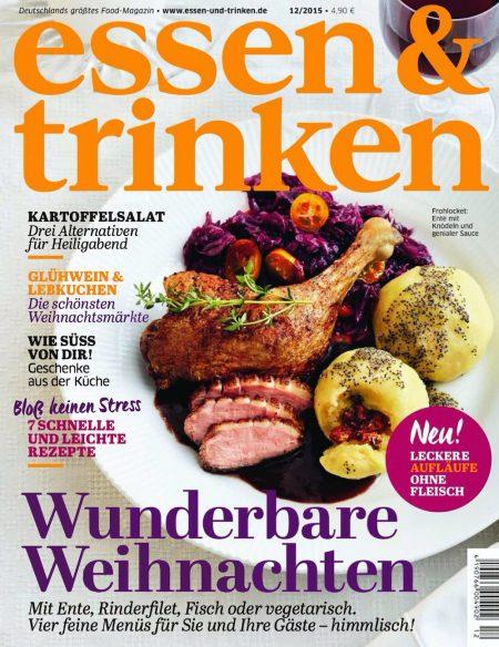 Essen & Trinken 2015-12