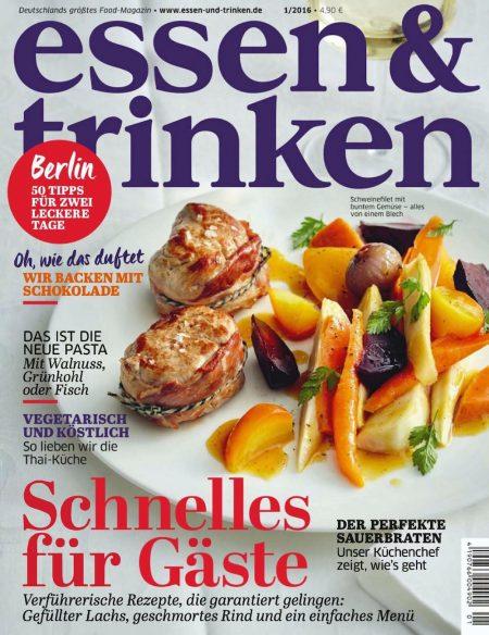 Essen & Trinken 2016-01