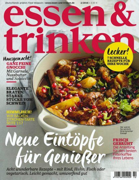 Essen & Trinken 2016-02
