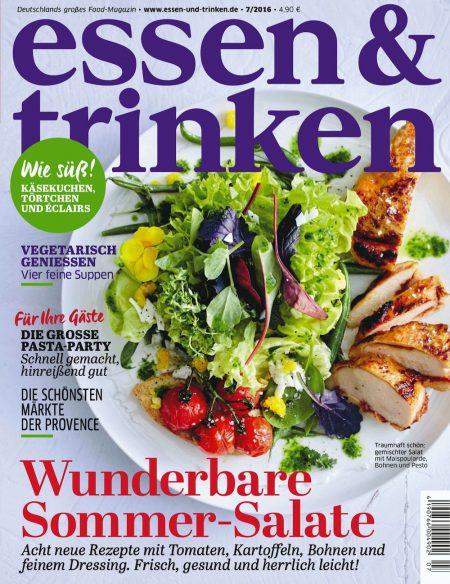 Essen & Trinken 2016-07