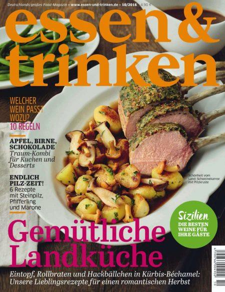 Essen & Trinken 2016-10