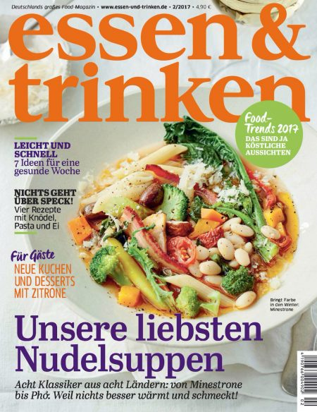 Essen & Trinken 2017-02