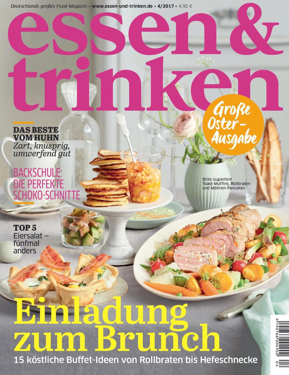 Essen & Trinken 2017-04
