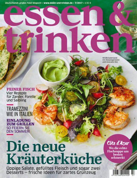 Essen & Trinken 2017-07