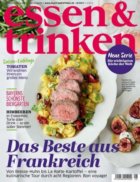 Essen & Trinken 2017-08