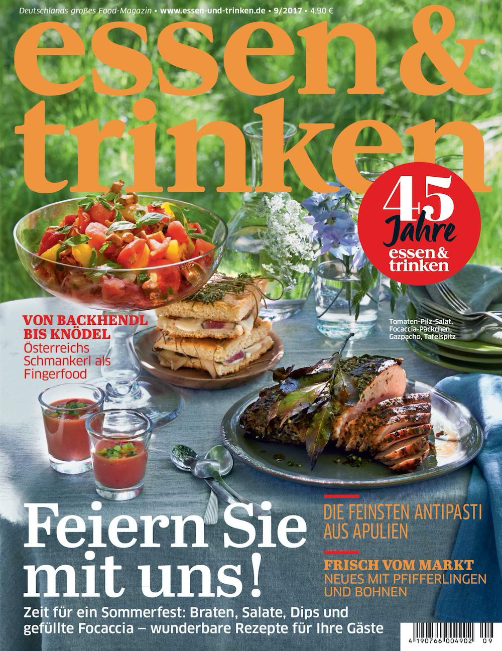 Essen & Trinken 2017-09