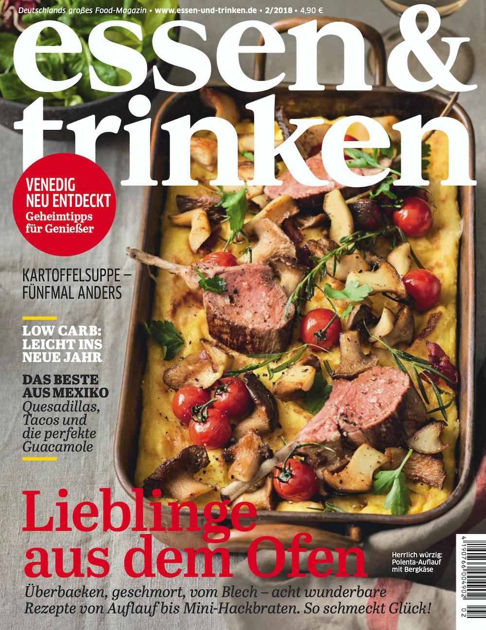 Essen & Trinken 2018-02