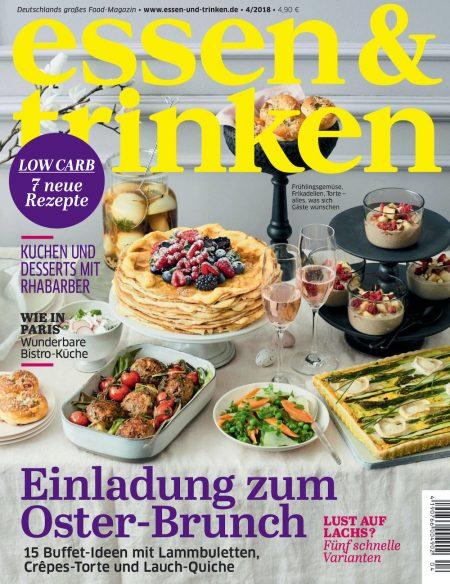 Essen & Trinken 2018-04