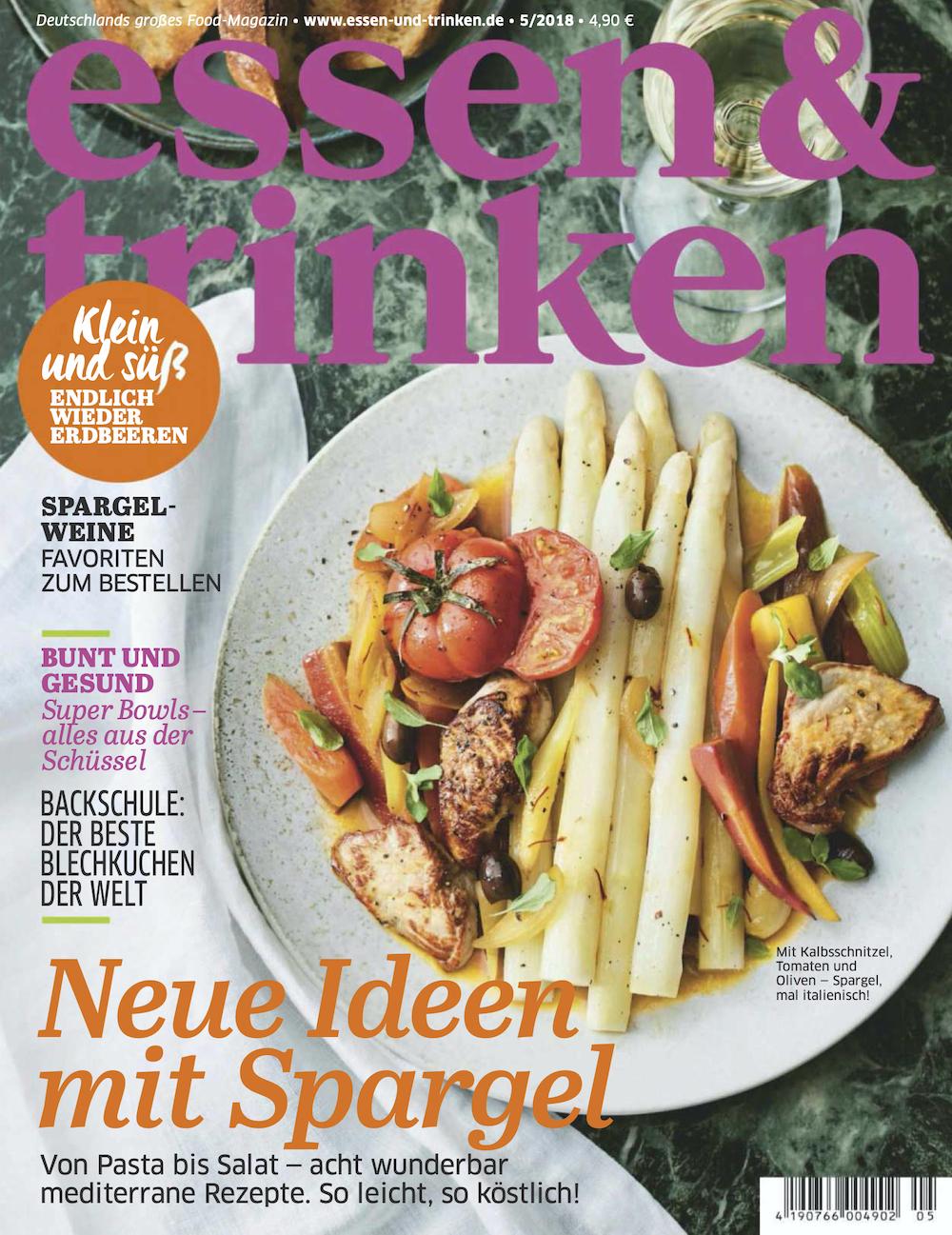 Essen & Trinken 2018-05