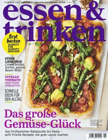 Essen & Trinken 2018-06