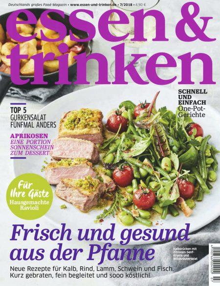 Essen & Trinken 2018-07