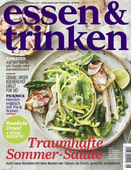 Essen & Trinken 2018-08