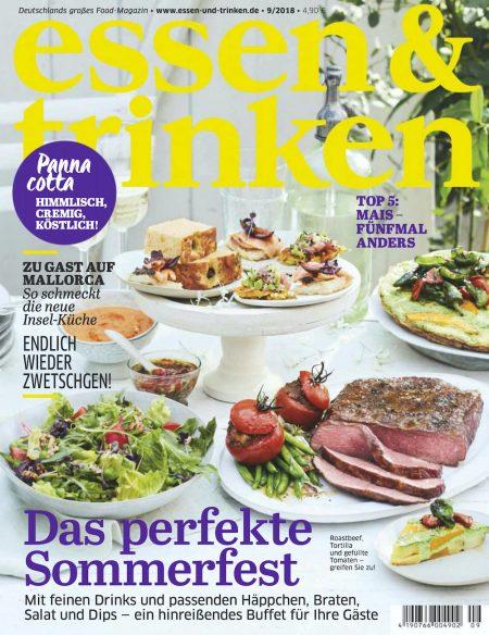 Essen & Trinken 2018-09