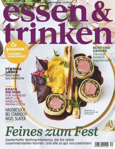 Essen & Trinken 2018-12