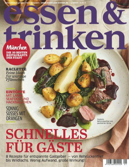 Essen & Trinken 2019-01