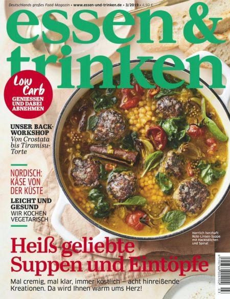 Essen & Trinken 2019-03