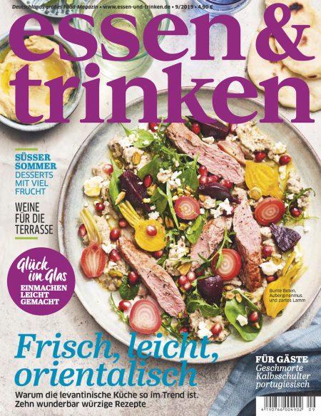 Essen & Trinken 2019-09