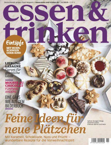 Essen & Trinken 2019-11