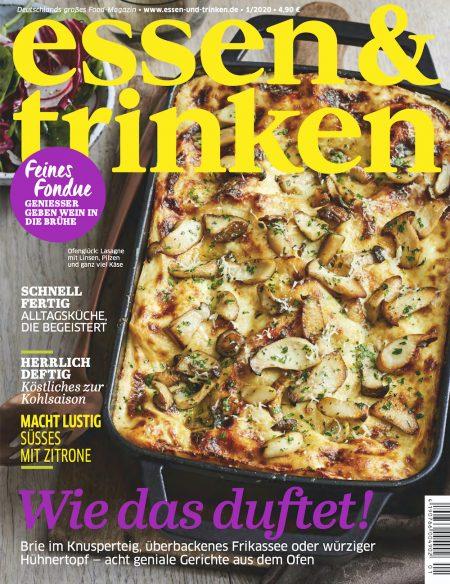 Essen & Trinken 2020-01
