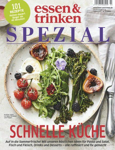 Essen & Trinken Sonderheft schnelle Küche 2019-03