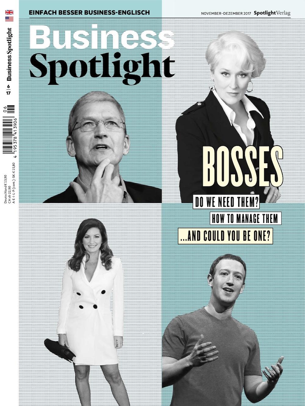 Business Spotlight 2017-11-12