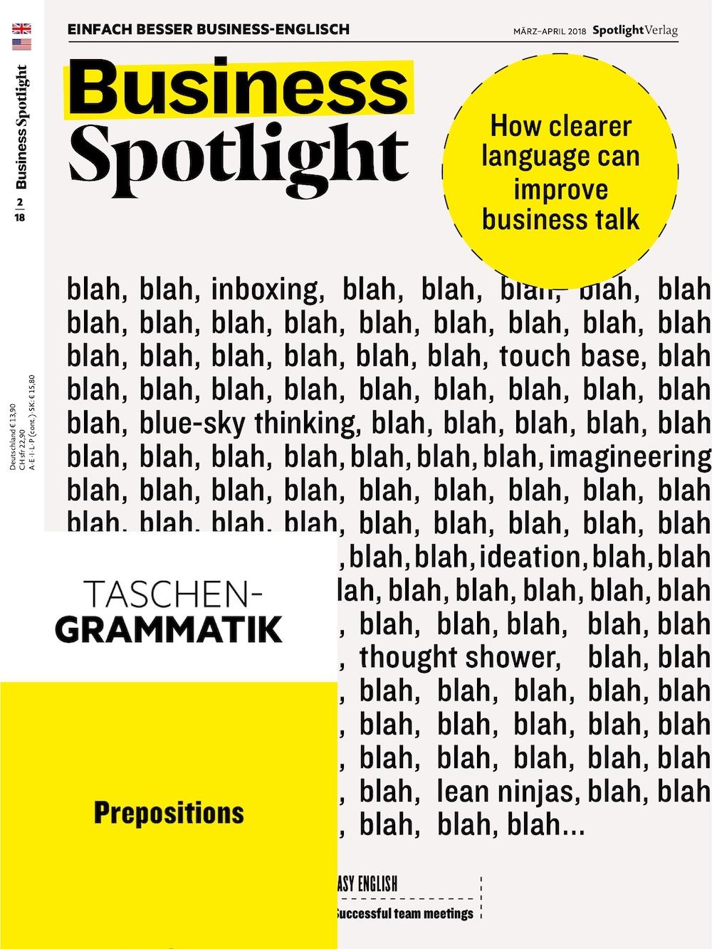 Business Spotlight 2018-03-04