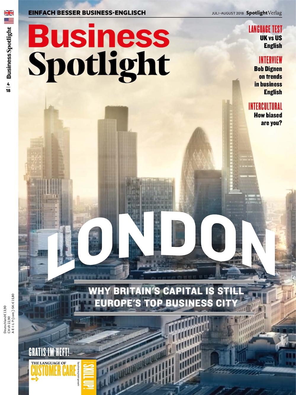 Business Spotlight 2018-07-08
