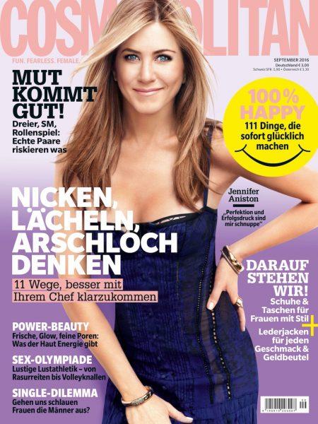 Cosmopolitan 2016-09