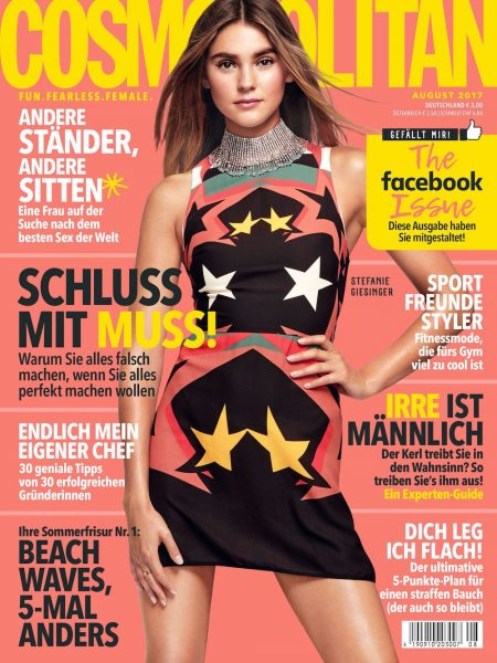 Cosmopolitan 2017-08