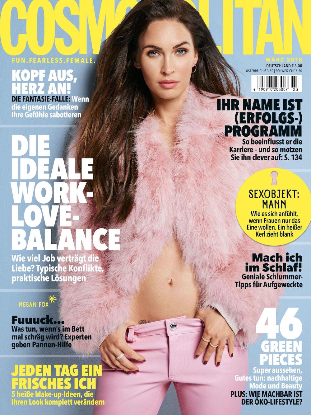 Cosmopolitan 2018-03