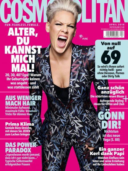 Cosmopolitan 2018-04