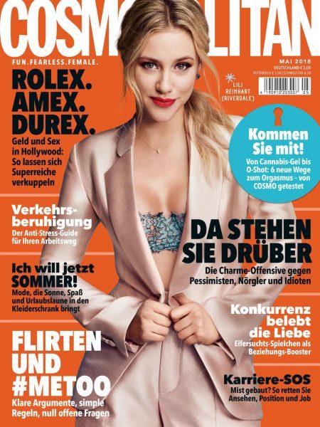 Cosmopolitan 2018-05
