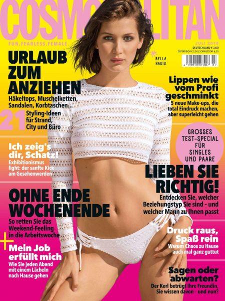 Cosmopolitan 2018-07