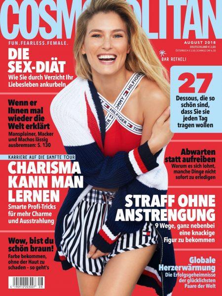 Cosmopolitan 2018-08