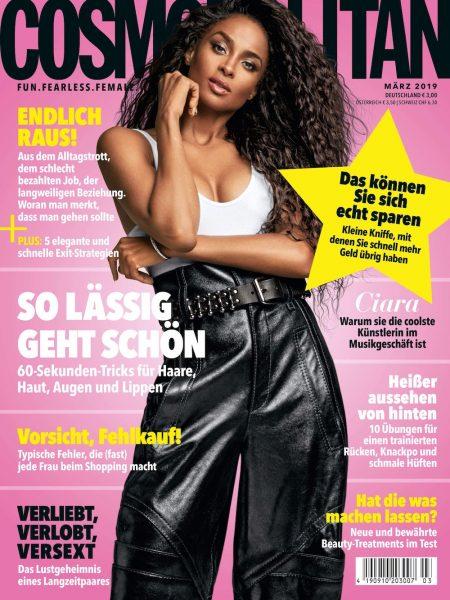 Cosmopolitan 2019-03