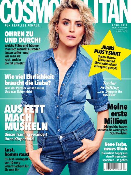 Cosmopolitan 2019-04
