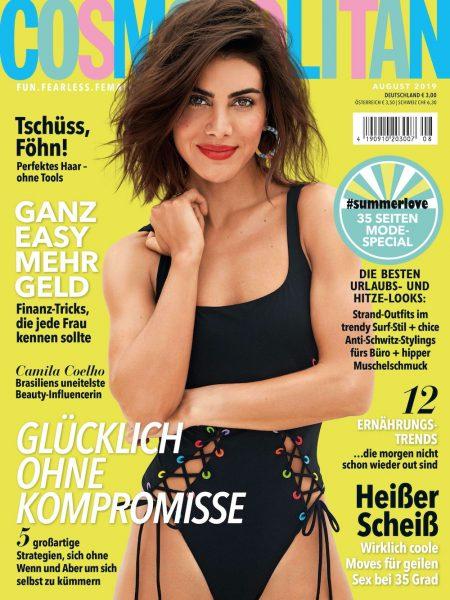 Cosmopolitan 2019-08