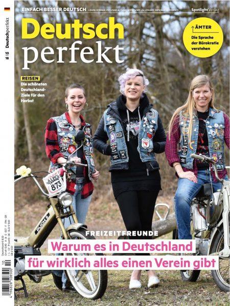 Deutsch Perfekt 2018-10