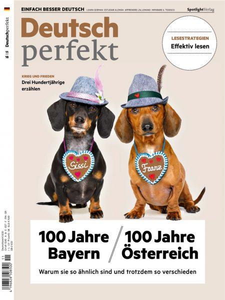 Deutsch Perfekt 2018-11