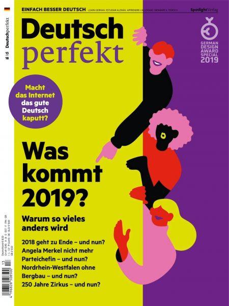 Deutsch Perfekt 2018-13