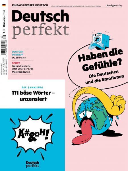 Deutsch Perfekt 2019-02