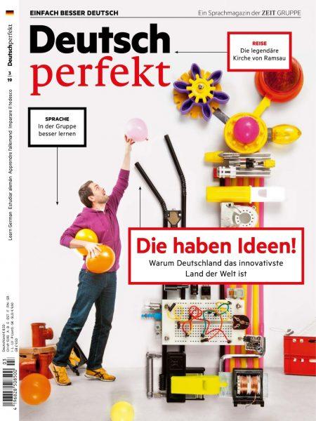 Deutsch Perfekt 2019-03
