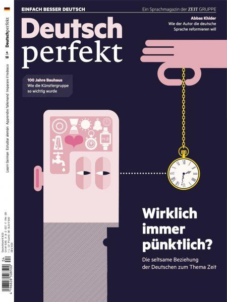 Deutsch Perfekt 2019-04