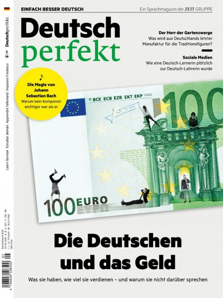 Deutsch Perfekt 2019-05