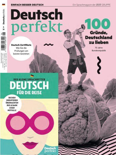 Deutsch Perfekt 2019-06